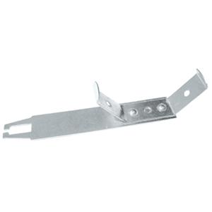Pieza regulable perfil techo registrable varilla lisa 4 mm techos ligeros