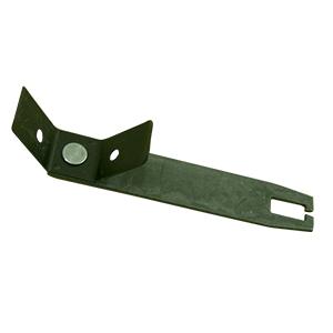Pieza regulable perfil techo registrable varilla lisa 4 mm techos pesados