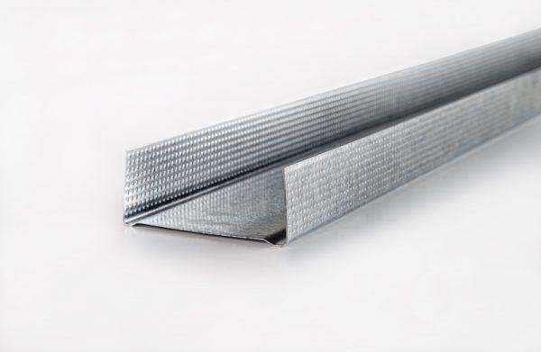 Canales para sistemas de fachada