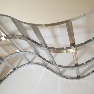 Montantes Concav y Convex - Prefiles Cobra - Isopractic