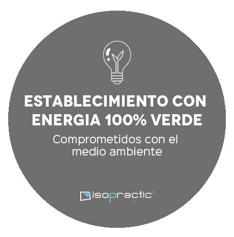 energía verde isopractic